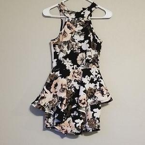 Windsor dress romper